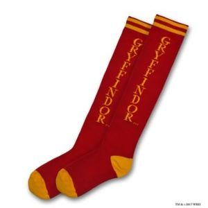 Gryffindor Harry Potter Knee High Socks